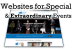 Websites for Events